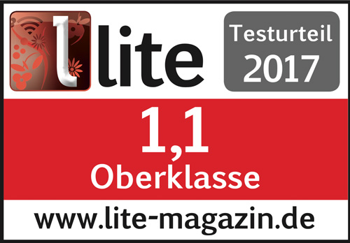 Fishhead Audio Resolution 2.6 FS Lautsprecher im Test: Lite Magazin - 1,1 Oberklasse