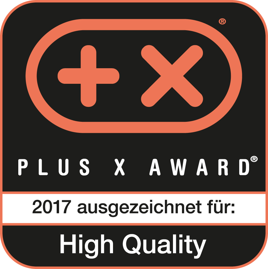 Plus-X-Award-2017 für Qualität - Fishhead Audio Resolution 2.6 FS